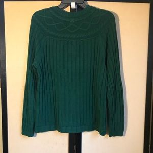 Christopher & Banks Cotton Sweater